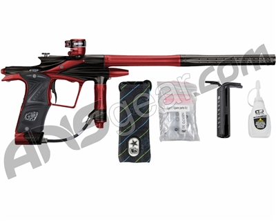 Planet Eclipse 2011 Ego Paintball Gun - Black/Dark Lava