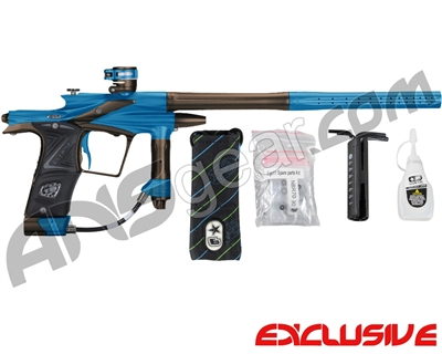 Planet Eclipse 2011 Ego Paintball Gun - Blue/Brown