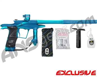 Planet Eclipse 2011 Ego Paintball Gun - Blue/Dust Teal
