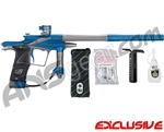 Planet Eclipse 2011 Ego Paintball Gun - Blue/Grey
