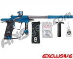 Planet Eclipse 2011 Ego Paintball Gun - Blue/Pewter