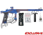 Planet Eclipse 2011 Ego Paintball Gun - Dynasty Blue/Pewter