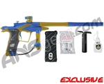 Planet Eclipse 2011 Ego Paintball Gun - Dynasty Blue/Tan