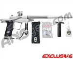 Planet Eclipse 2011 Ego Paintball Gun - Dynasty White/Grey