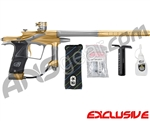 Planet Eclipse 2011 Ego Paintball Gun - Gold/Grey
