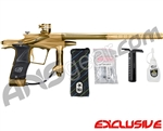 Planet Eclipse 2011 Ego Paintball Gun - Gold/Tan