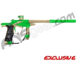 Planet Eclipse 2011 Ego Paintball Gun - Lime/Gold