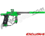 Planet Eclipse 2011 Ego Paintball Gun - Lime/Grey