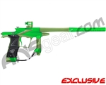 Planet Eclipse 2011 Ego Paintball Gun - Lime/Olive