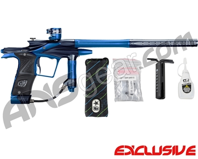 Planet Eclipse 2011 Ego Paintball Gun - Navy Blue/Cobalt