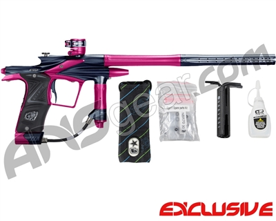 Planet Eclipse 2011 Ego Paintball Gun - Navy Blue/Dust Pink