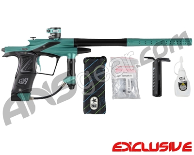 Planet Eclipse 2011 Ego Paintball Gun - Ocean/Black
