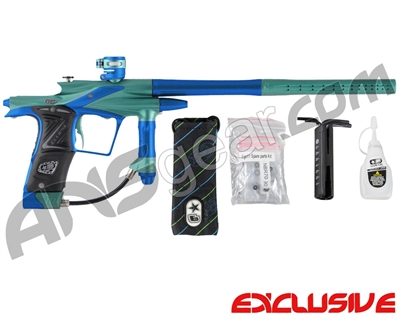 Planet Eclipse 2011 Ego Paintball Gun - Ocean/Cobalt