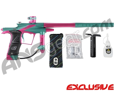 Planet Eclipse 2011 Ego Paintball Gun - Ocean/Dust Pink