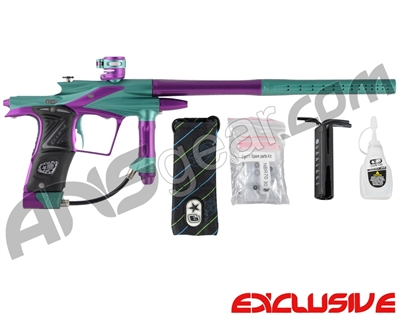 Planet Eclipse 2011 Ego Paintball Gun - Ocean/Electric Purple