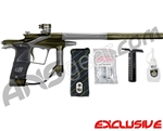 Planet Eclipse 2011 Ego Paintball Gun - Olive/Grey