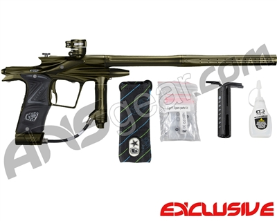 Planet Eclipse 2011 Ego Paintball Gun - Olive/Olive