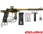Planet Eclipse 2011 Ego Paintball Gun - Olive/Tan