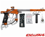 Planet Eclipse 2011 Ego Paintball Gun - Orange/Grey