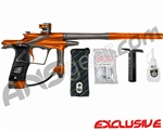 Planet Eclipse 2011 Ego Paintball Gun - Orange/Pewter