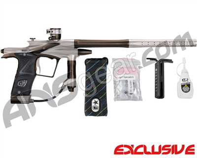 Planet Eclipse 2011 Ego Paintball Gun - Pewter/Brown