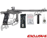 Planet Eclipse 2011 Ego Paintball Gun - Pewter/Pewter