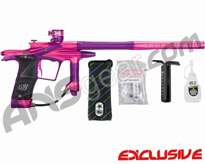 Planet Eclipse 2011 Ego Paintball Gun - Pink/Electric Purple