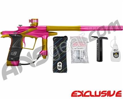 Planet Eclipse 2011 Ego Paintball Gun - Pink/Gold