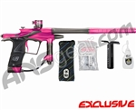 Planet Eclipse 2011 Ego Paintball Gun - Pink/Grey