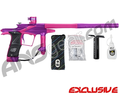 Planet Eclipse 2011 Ego Paintball Gun - Purple/Dust Pink