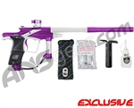 Planet Eclipse 2011 Ego Paintball Gun - Purple/Storm Trooper
