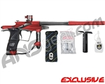 Planet Eclipse 2011 Ego Paintball Gun - Red/Pewter