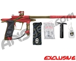 Planet Eclipse 2011 Ego Paintball Gun - Red/Tan