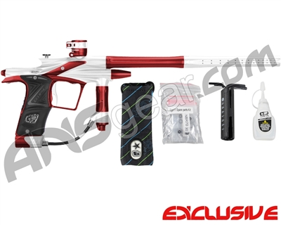 Planet Eclipse 2011 Ego Paintball Gun - Silver/Dark Lava