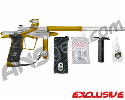 Planet Eclipse 2011 Ego Paintball Gun - Silver/Gold