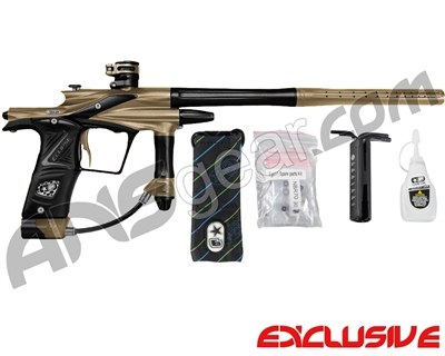 Planet Eclipse 2011 Ego Paintball Gun - Tan/Black