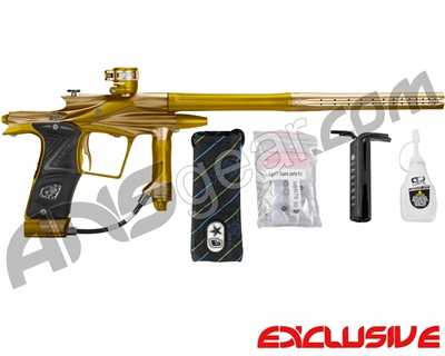 Planet Eclipse 2011 Ego Paintball Gun - Tan/Gold