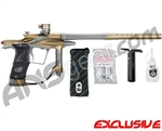 Planet Eclipse 2011 Ego Paintball Gun - Tan/Grey