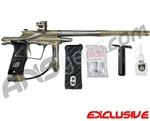 Planet Eclipse 2011 Ego Paintball Gun - Tan/Pewter
