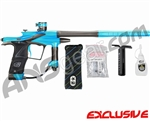 Planet Eclipse 2011 Ego Paintball Gun - Teal/Grey