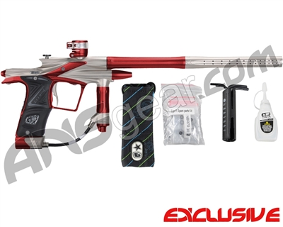 Planet Eclipse 2011 Ego Paintball Gun - Titanium/Dark Lava