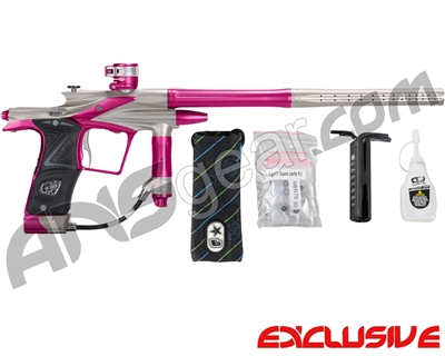Planet Eclipse 2011 Ego Paintball Gun - Titanium/Dust Pink
