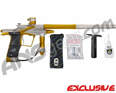 Planet Eclipse 2011 Ego Paintball Gun - Titanium/Gold