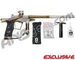 Planet Eclipse 2011 Ego Paintball Gun - Titanium/Tan