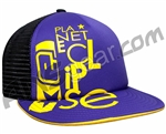 Planet Eclipse 2011 Txt Cap - Purple