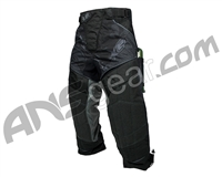 2012 Planet Eclipse EVX Distortion Paintball Pants - Black
