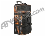 Planet Eclipse 2014 Classic Kitbag - Pixel Orange