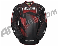 Planet Eclipse Distortion Code Padded Paintball Jersey - Fire
