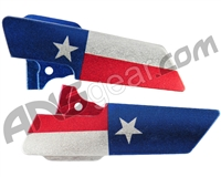 Planet Eclipse Geo CS1/CS1.5/CSR Custom Eye Cover Kit - Texas Flag