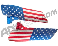 Planet Eclipse Geo CS1 Custom Eye Cover Kit - USA Flag